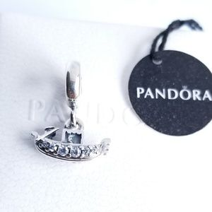 Pandora Gondola Venice Boat Travel Dangle Charm